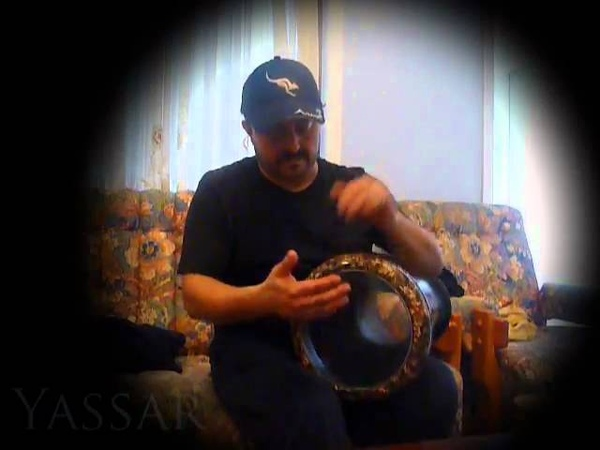 Yasar Akpence Darbuka Workshop Brisbane 2011 - Practice Drills
