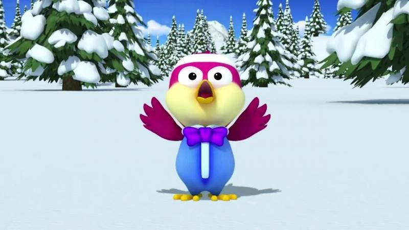 5 сезон 25 серия. Пингвинёнок Пороро. Гарри и вода из волшебного источника.