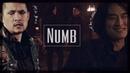 Magnus Bane Numb Asmodeus