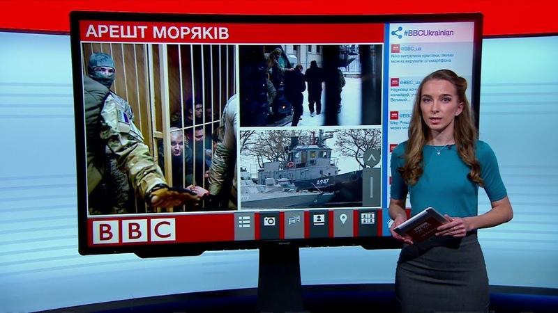 15.01.2018 Випуск новин що буде з українськими моряками у Росії