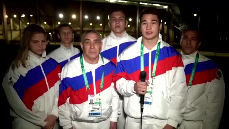 Боксеры сборной России посвятили свои медали юношеской Олимпиады памяти погибших в Керчи