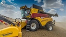 New Holland CR8.80 Monstre Edition by FARM CONNEXION !