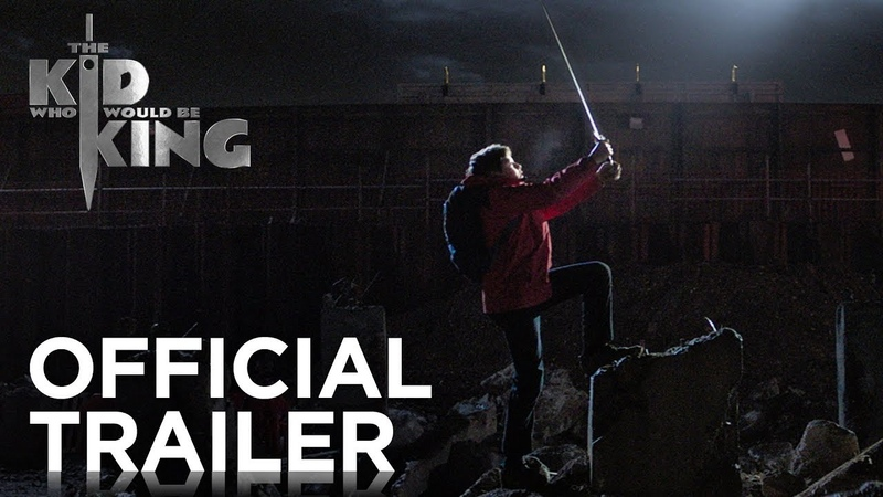 The Kid Who Would Be King   Official Trailer [HD]   Fox Family Entertainment