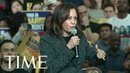 Kamala Harris Wants To Boost Average Teacher's Pay By $13,500 | TIME