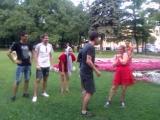 Колобок - Русскую сказку играют по ролям студенты из других стран - by AEGEE-Sankt Peterburg