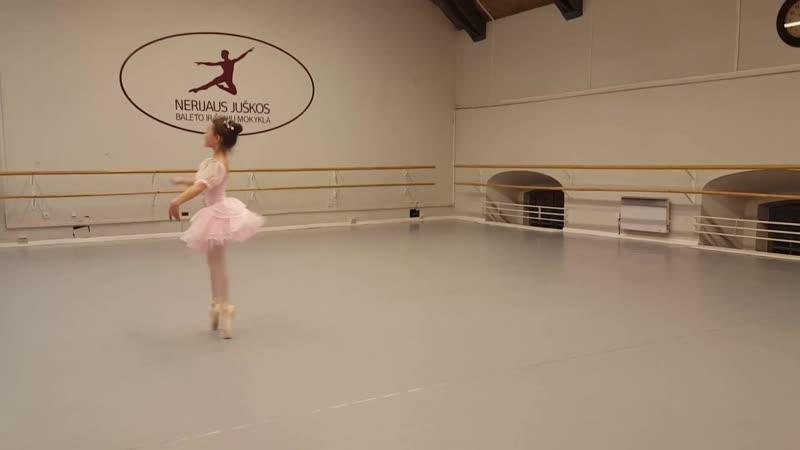 Nerijus Juska - baleto mokykla