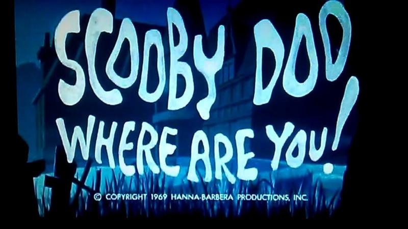 Scooby Doo! Where Are You Season1 Intro 1969-1970