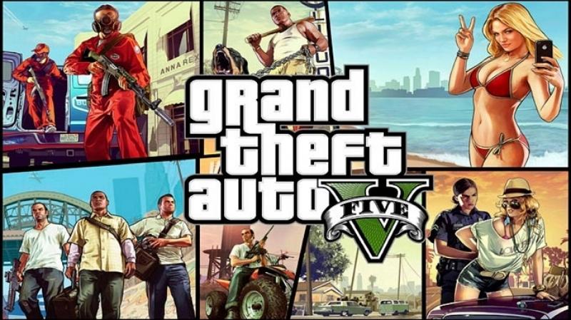 18 Немного расслабимся и покатаем   Grand Theft Auto V