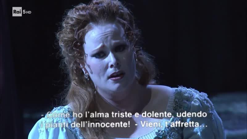 Vincenzo Bellini - I Puritani / Пуритане (Флоренция, 2015) ita.sub.