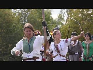 Full experience - archery skills 2016 - Traditional archery tournament in Ukraine