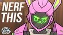 Nerf This: An Overwatch Cartoon
