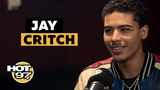 Jay Critch On Signing w Rich The Kid, Back To School Drive &amp Being A Face Of NYC