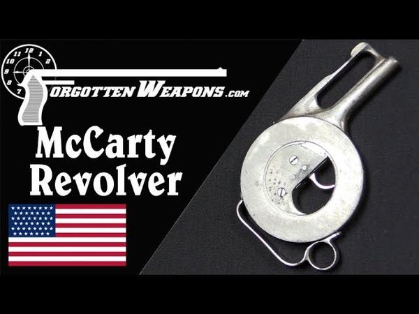 McCartys Peculiar Revolver