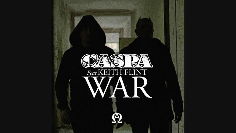 Caspa and Keith Flint War 2012