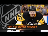 Top 10 Sidney Crosby plays from 2017-18