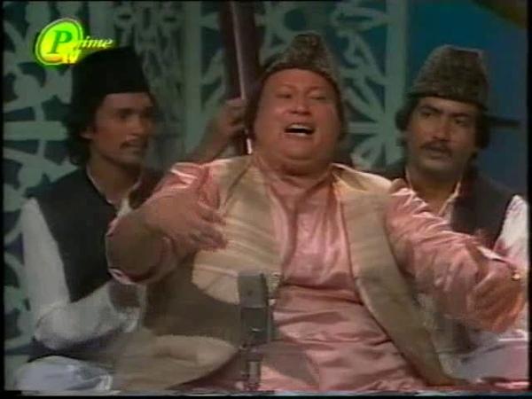 Ustad Nusrat Fateh Ali Khan Qawwal - Mujhe Duaon Main Yaad Rakhe