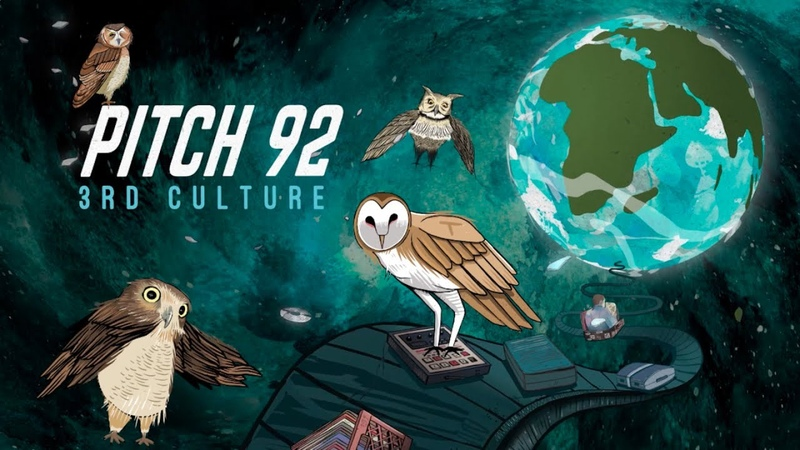 Pitch 92 - Swoop Feat. The Four Owls Jazz T