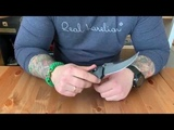 Обзор ножа Bedlam (Benchmade).