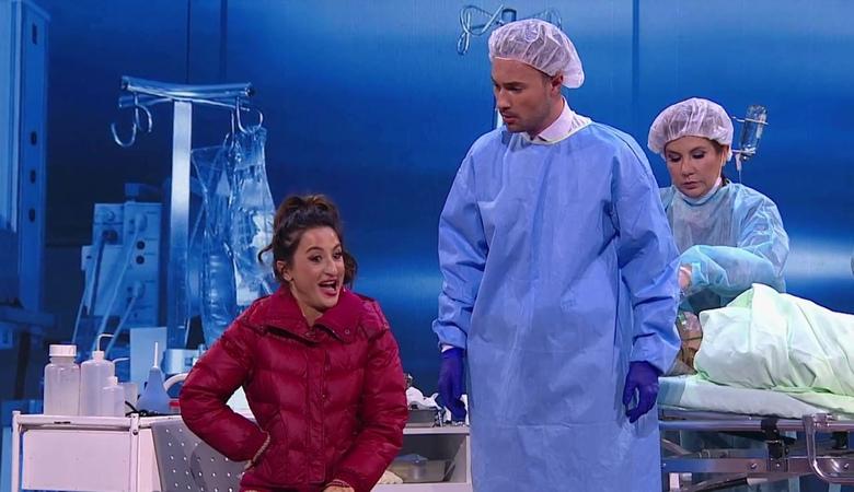 Comedy Woman Ревнивая жена Хирурга
