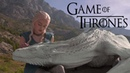 Tribute to The Fallen Dragon Viserion Game of Thrones