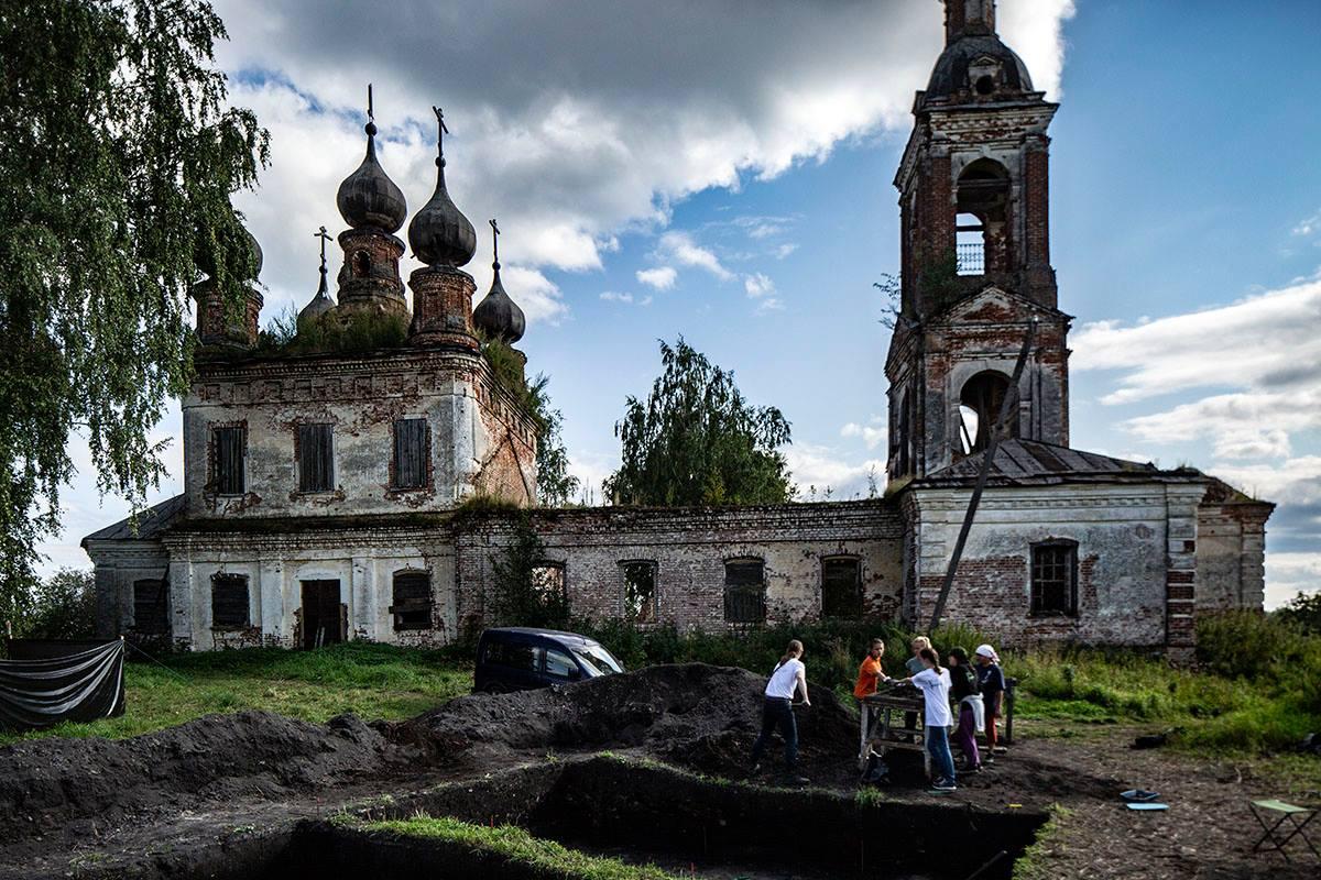 Найденный в Костромской области перстень вошел в топ уникальных находок