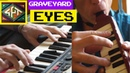 Stephen Paul Taylor - Graveyard Eyes ACOUSTIC PIANO and MELODICA LYRICS in descrip