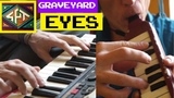 Stephen Paul Taylor - Graveyard Eyes (ACOUSTIC PIANO and MELODICA) LYRICS in descrip
