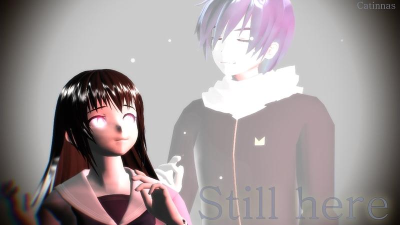 [MMD Noragami] Still here ft: Hiyori Yato