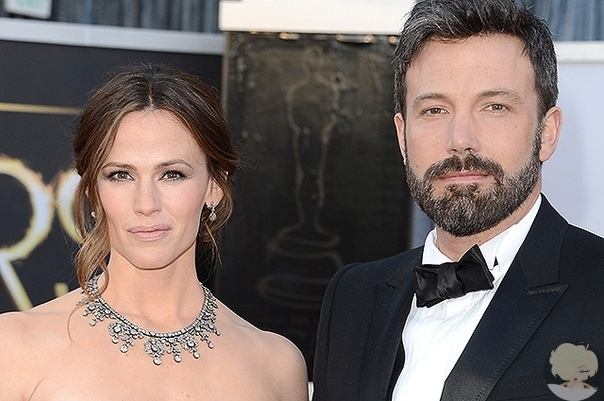 Дженнифер Гарнер и Бен Аффлек официально разведены
