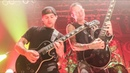 Trivium let me play a song with them LIVE!!