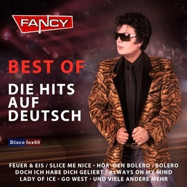 Fancy альбом Best Of ... Die Hits auf Deutsch
