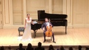 Georgy Gusev PROTOS World Premiere at Carnegie Hall