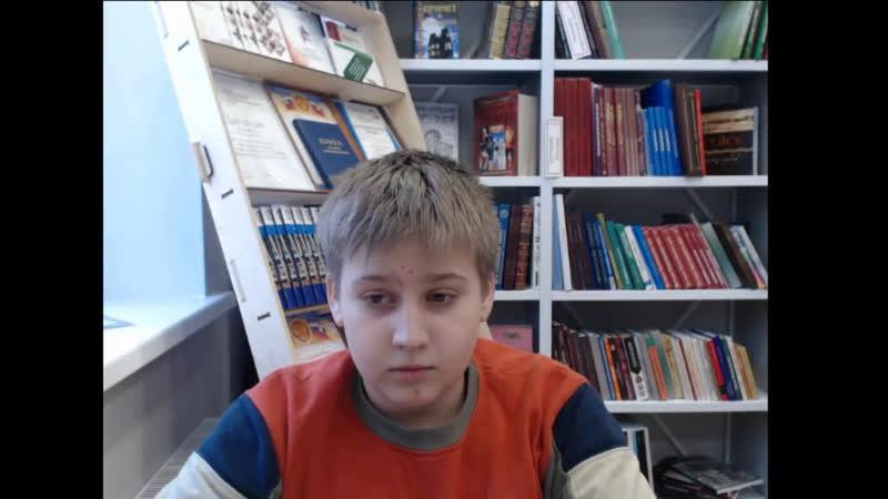 Live: Городская библиотека им.М.Горького г.Лесосибирск