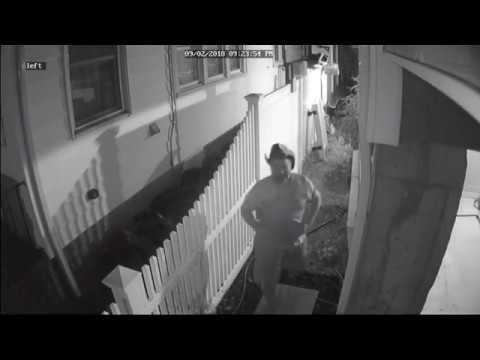 Irlandês usa tecnologia para combater bêbados que urinavam em seu muro