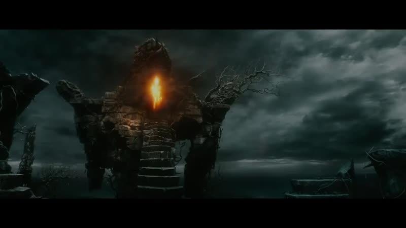 Хоббит Битва пяти воинств трейлер