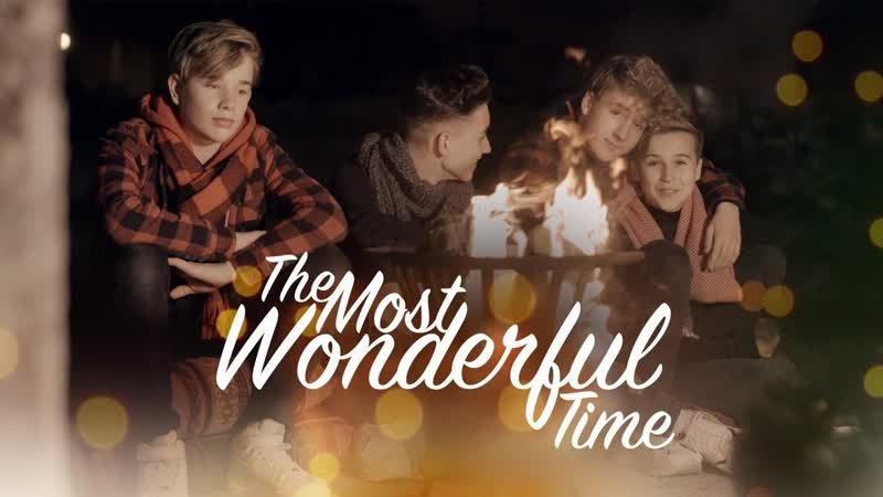 Fource - The Most Wonderful Time Of The Year (Andy Williams Cover) • Нидерланды | 2018