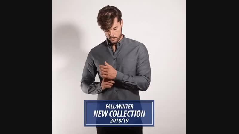 Новая коллекция осеньзима 201819