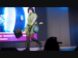 WST 5, Scott Pilgrim vs. the World - Ramona Flowers - Moroz - г. Ижевск