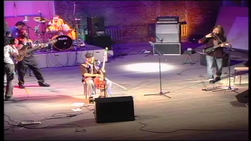 Yat-Kha – Ahoi – Концерт В Абакане 2008
