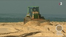 Environs - L'érosion marine