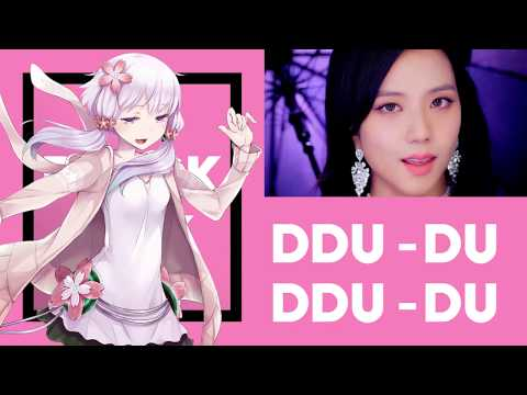 【VOCALOID】BLACKPINK - 뚜두뚜두 (DDU-DU DDU-DU)【VSQx】