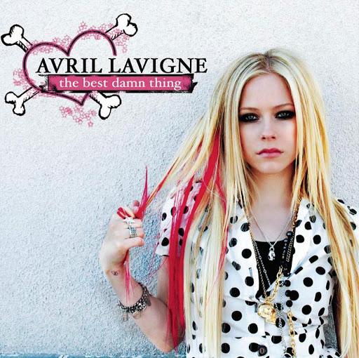 Avril Lavigne альбом The Best Damn Thing (German Version)