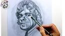 Cómo Dibujar Retratos y Rostros Capítulo 1 Curso técnicas de dibujo