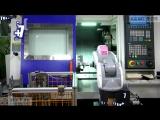 TH-62-300-суперточный ультраскоростной роботизированный производственный комплекс с роботом KEMT