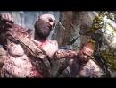 Битвы Богов Кратос против Бальдра Моди и Магни God of War 4 1 2
