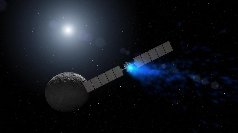 NASA's Dawn Mission Nears the End