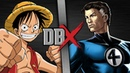 Luffy VS Mr. Fantastic | DBX