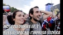 Moscow Diaries ep.7 - Russia-Spagna: L' impresa Storica [SUB ENG]