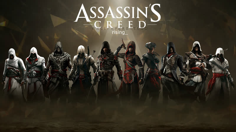 Assassin's Creed (Imagine Dragons-Warriors)