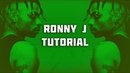How To Make A Ronny J Type Beat 💣💥 Ronny J Tutorial